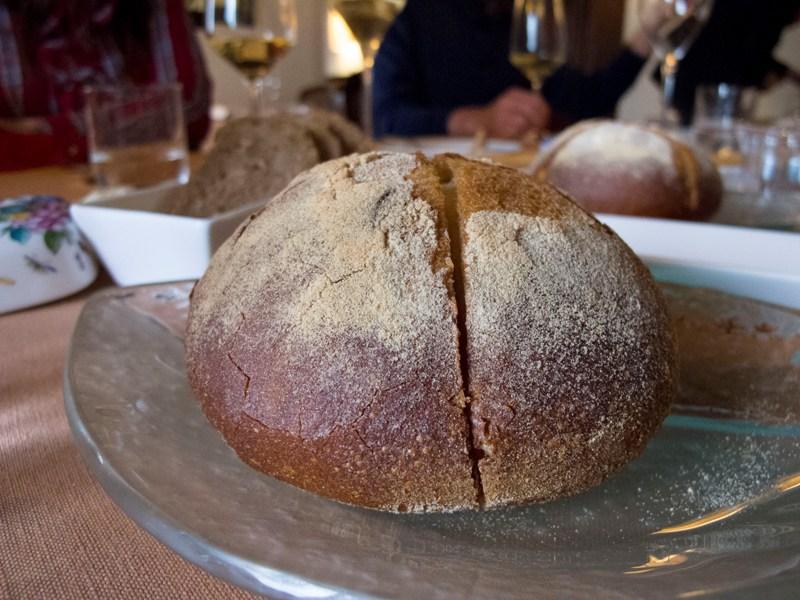 pane, Antica Osteria del Ponte, Chef Salmoiraghi, Cassinetta di Lugagnano, Milano