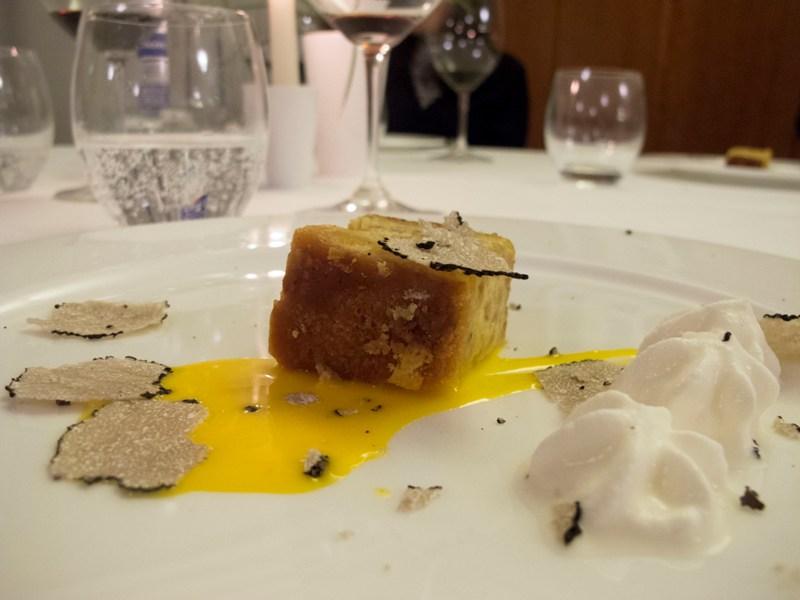 pastiera di kamut, Due Cigni, Chef Rosaria Morganti, Montecosaro, Macerata