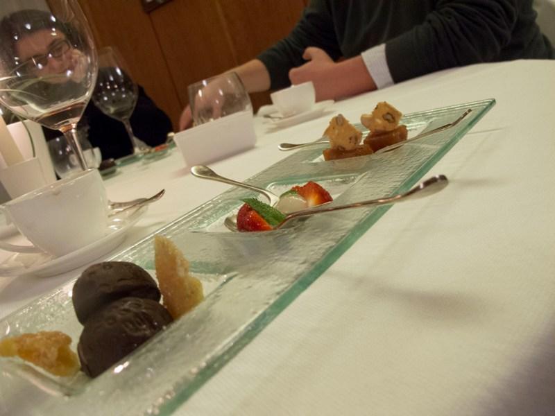 piccola pasticceria, Due Cigni, Chef Rosaria Morganti, Montecosaro, Macerata