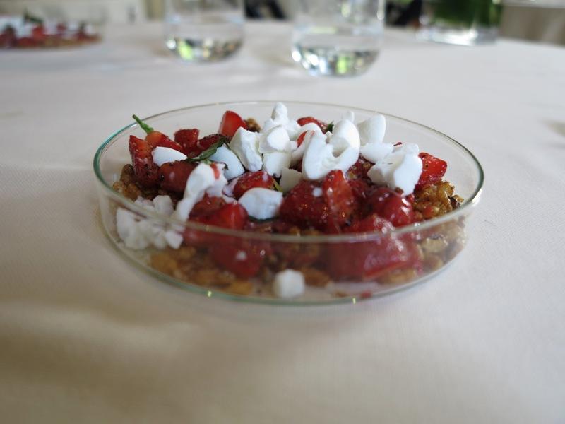fragole, yogurt greco ghiacciato, Christian&Manuel, Costardi Bros, Vercelli