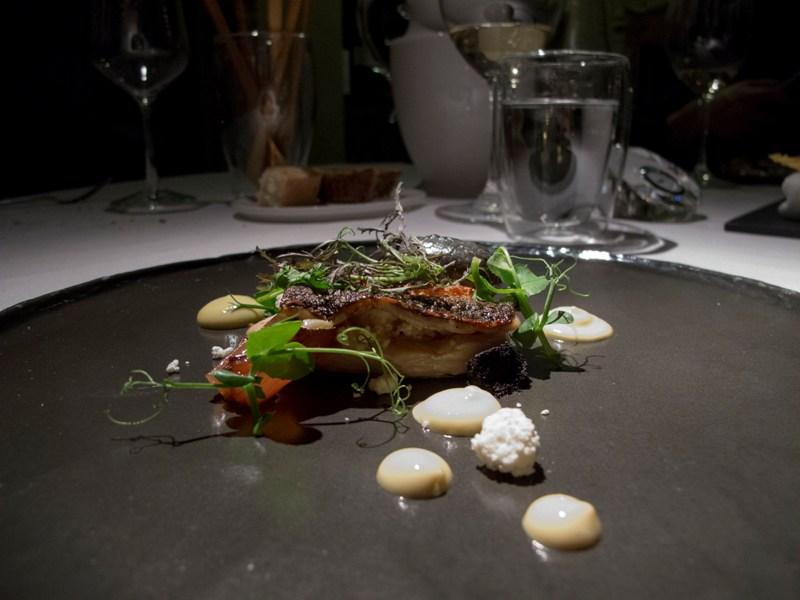Sgombro, Pipero al Rex, Chef Luciano Monosilio, Roma