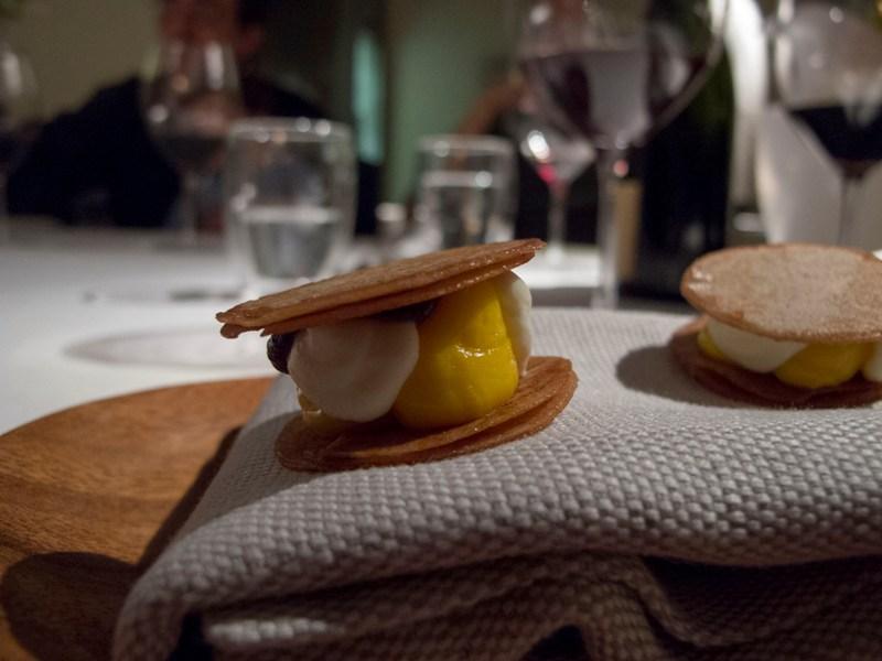 panino al tiramisù, Pipero al Rex, Chef Luciano Monosilio, Roma