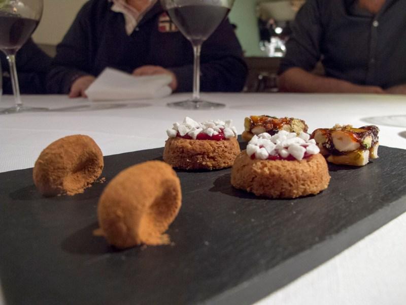 piccola pasticceria, Pipero al Rex, Chef Luciano Monosilio, Roma