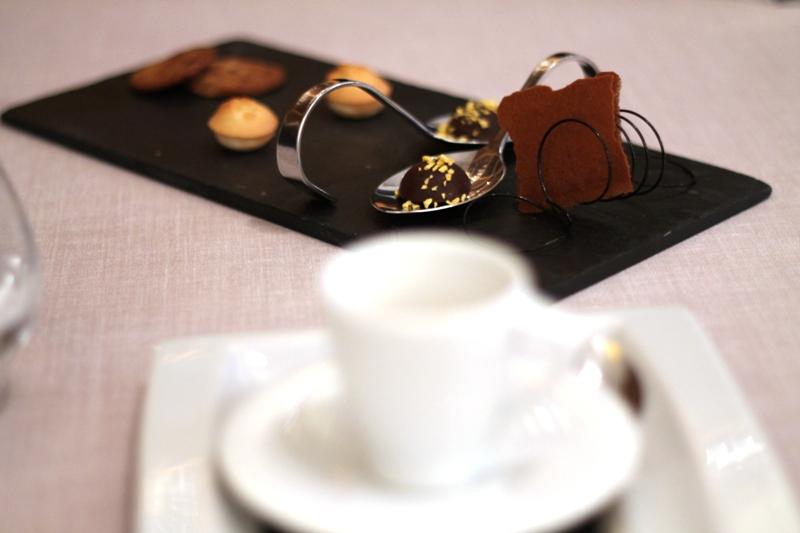 caffè piccola pasticceria, Abantal, Chef Julio Fernández Quintero, Sevilla