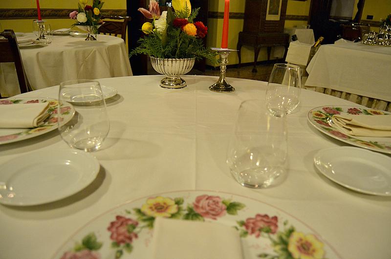 tavola, Arquade, Hotel Villa del Quar, Chef Del Degan, Quar