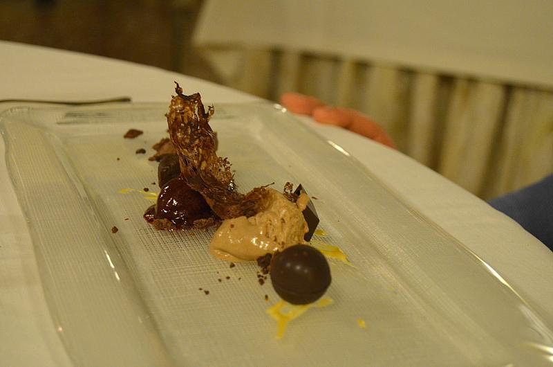 ciocolato, Arquade, Hotel Villa del Quar, Chef Del Degan, Quar, Verona