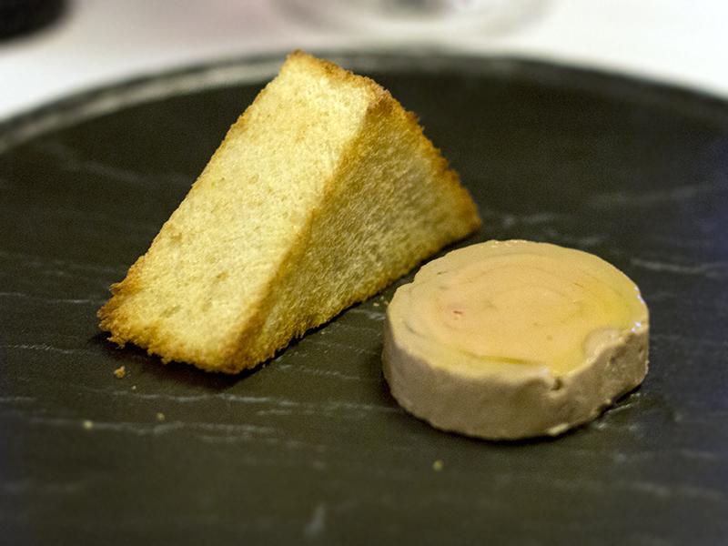 foie gras, Al Mercato, Chef Nespor, Roncoroni, Milano