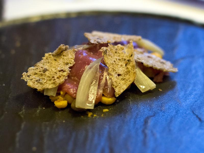 Curry di legumi piccanti, Al Mercato, Chef Nespor, Roncoroni, Milano