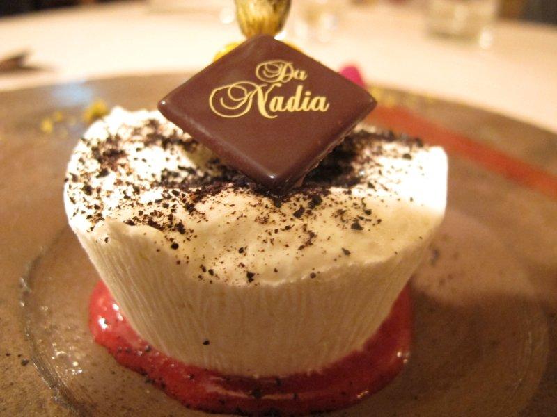 Semifreddo lime, Da Nadia, Chef Nadia Vincenzi, Castrezzato, Brescia