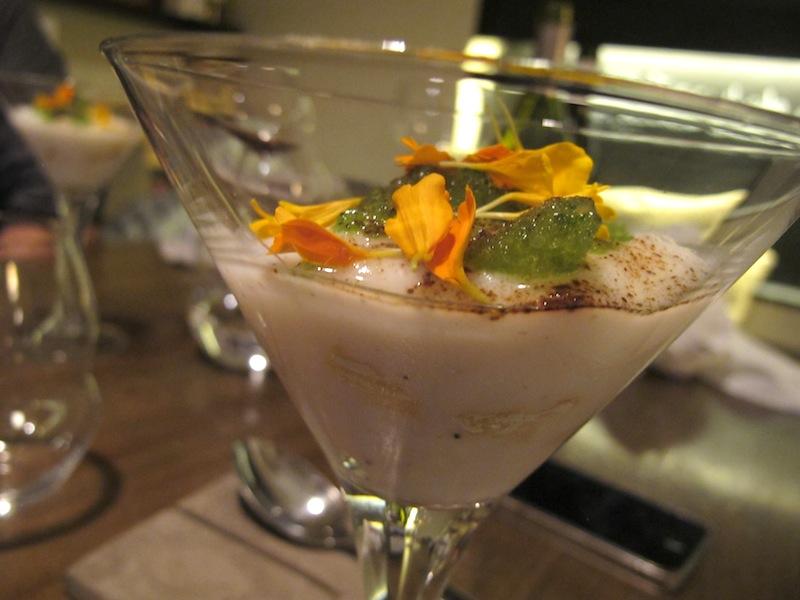dessert, Ristorante Settembrini, Chef Delmonte, Roma