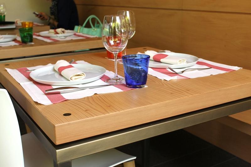 tavolo, I Tigli, Chef Simone Padoan, San Bonifacio, Verona