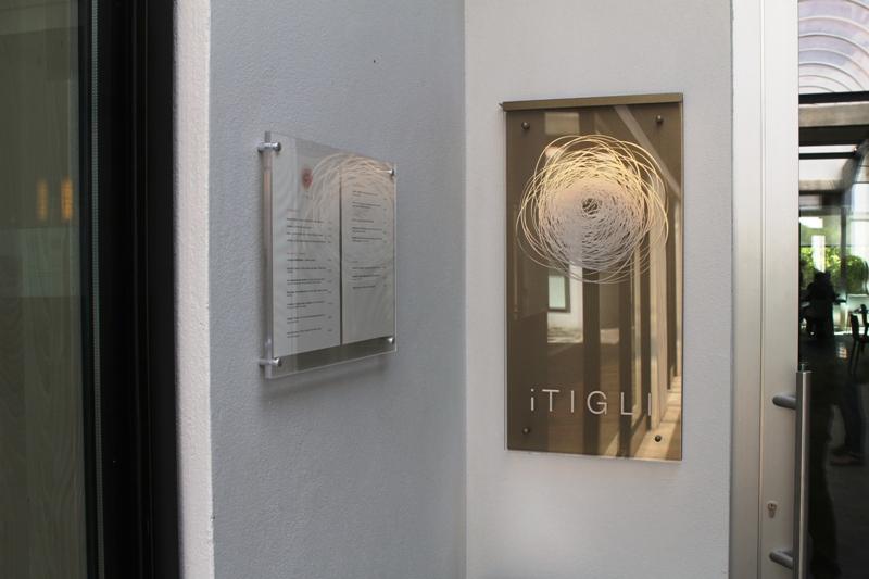 ingresso, I Tigli, Chef Simone Padoan, San Bonifacio, Verona