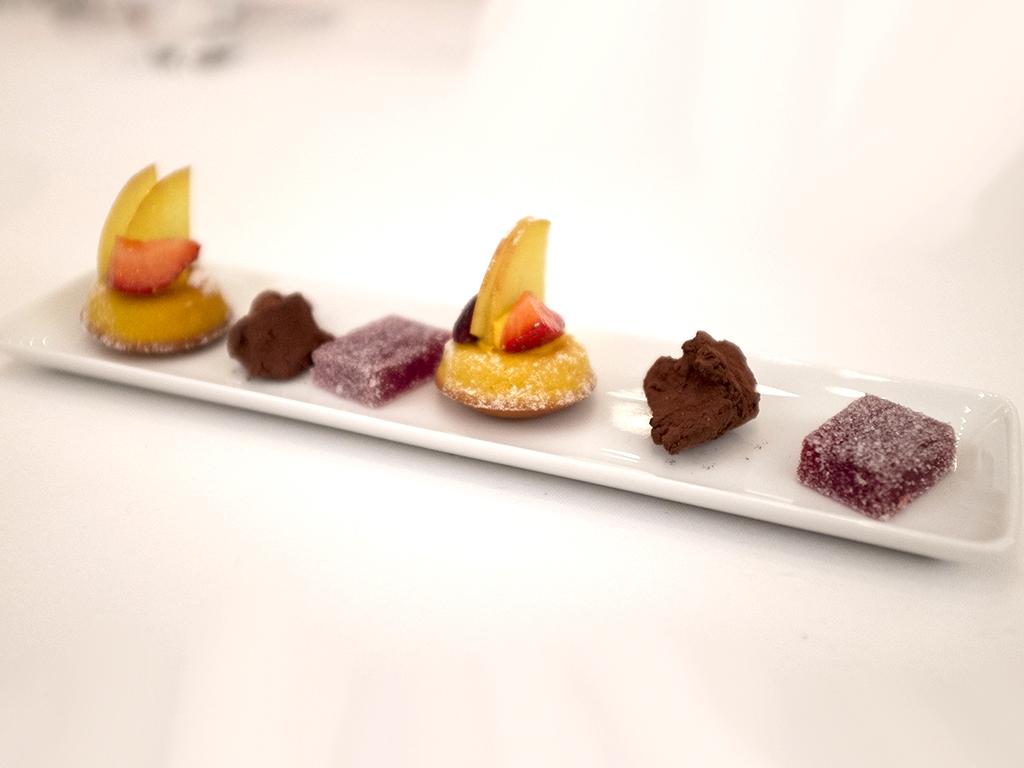 piccola pasticceria, Il Luogo di Aimo e Nadia, Chef Negrini, Pisani, Milano