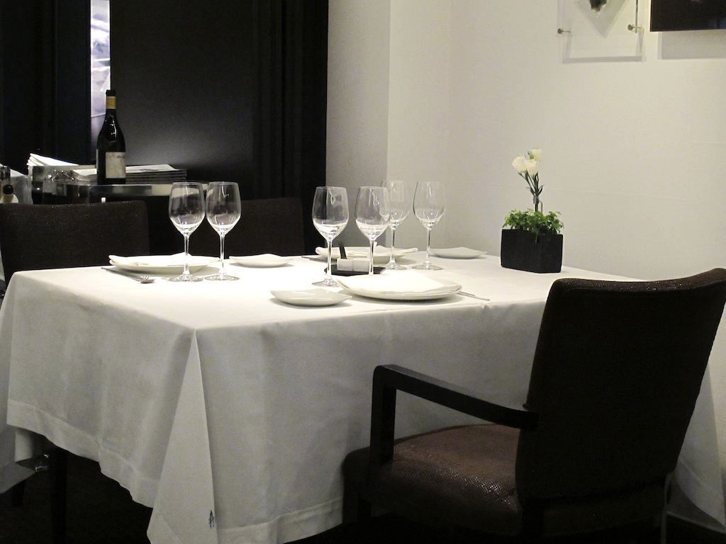 interno, Arzak, Chef Juan Mari e Elena Arzak, San Sebastian, Spagna
