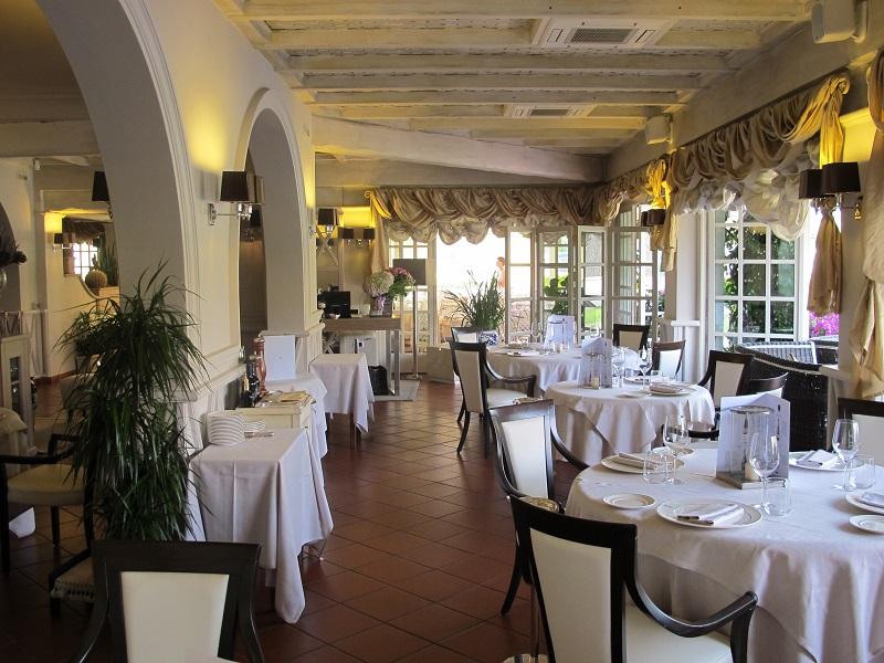 sala, Bistrot, Chef Daniele Angelini, Forte dei Marmi