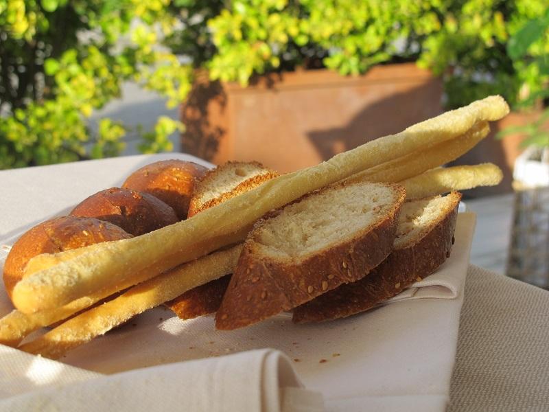 pane e grissini, Bistrot, Chef Daniele Angelini, Forte dei Marmi