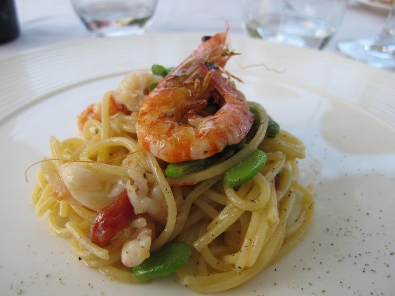spaghetti, Bistrot, Chef Daniele Angelini, Forte dei Marmi