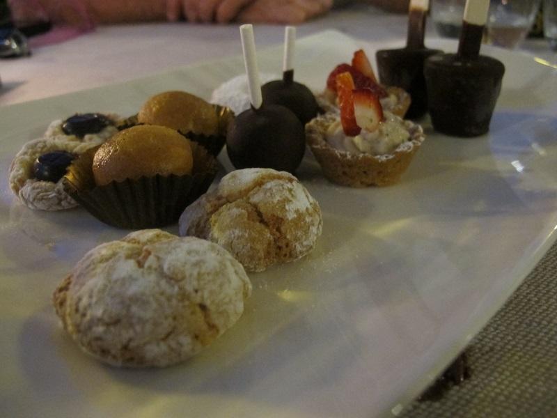 piccola pasticceria, Bistrot, Chef Daniele Angelini, Forte dei Marmi