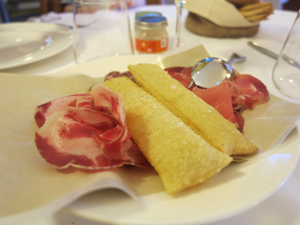 coppa culatello, Blupum, Chef Barbara Scabin, Ivrea, Torino