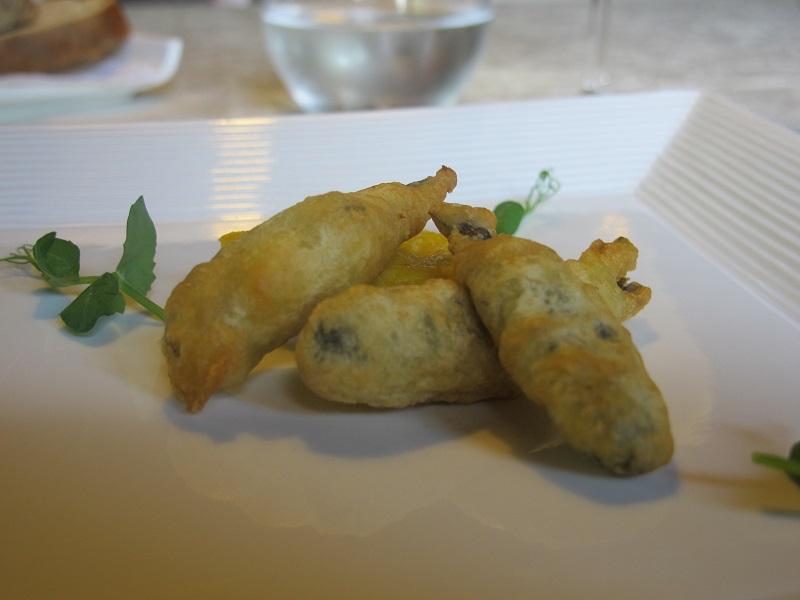 avanotti di trota, Casin del Gamba, Chef Antonio Dal Lago, Altissimo, Vicenza