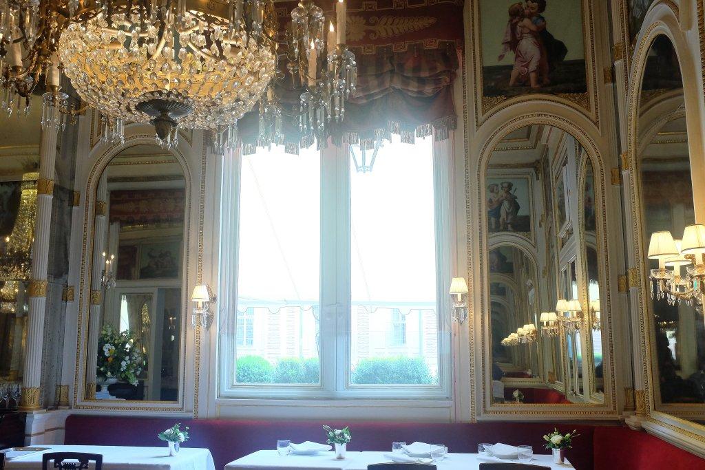 sala, Del Cambio, chef Matteo Baronetto, Torino