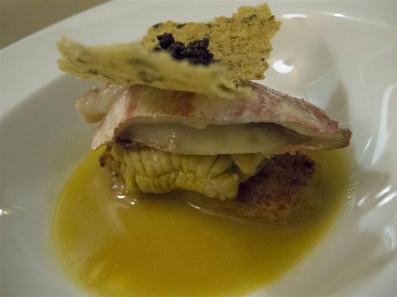 triglia di razza, Duomo, Chef Ciccio Sultano, Ragusa Ibla