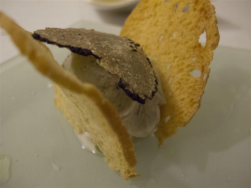 gelato al tartufo, Duomo, Chef Ciccio Sultano, Ragusa Ibla