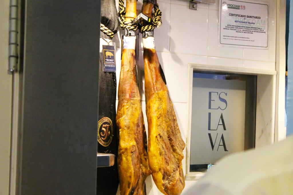 jabugo, Tapas Bar Eslava, Siviglia, Spagna