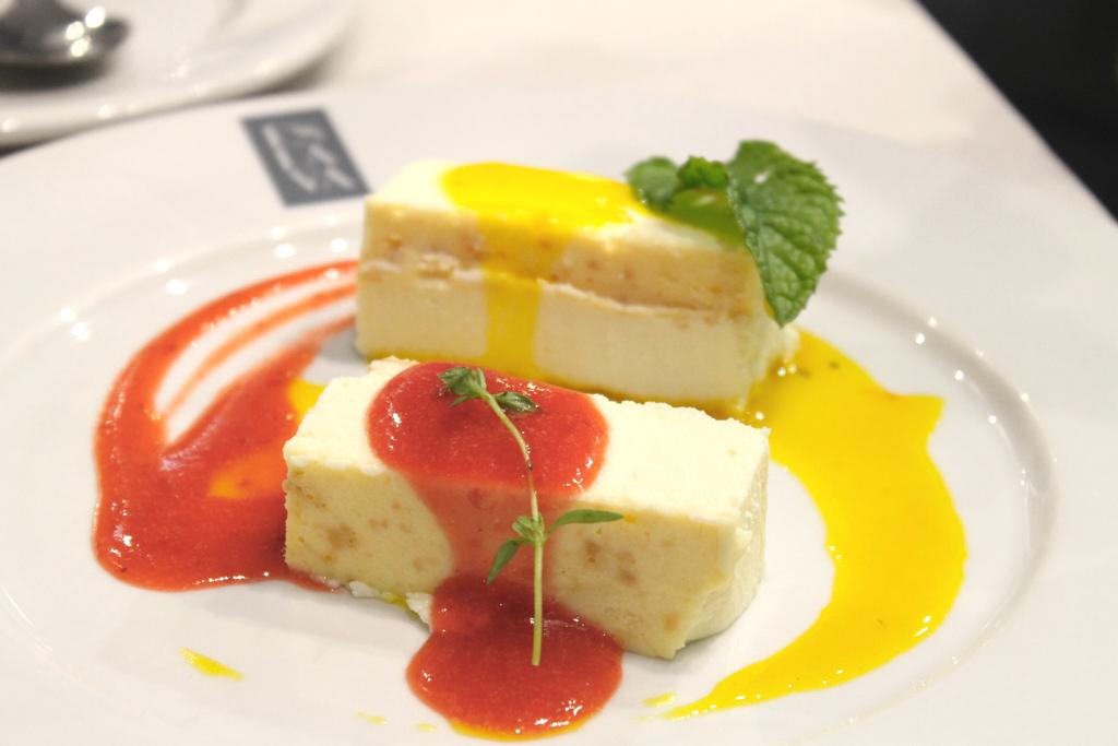 torta al formaggio, Tapas Bar Eslava, Siviglia, Spagna