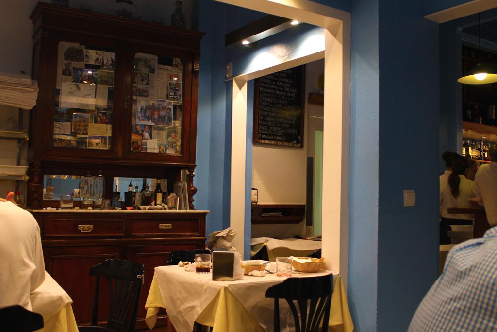 interni, Tapas Bar Eslava, Siviglia, Spagna