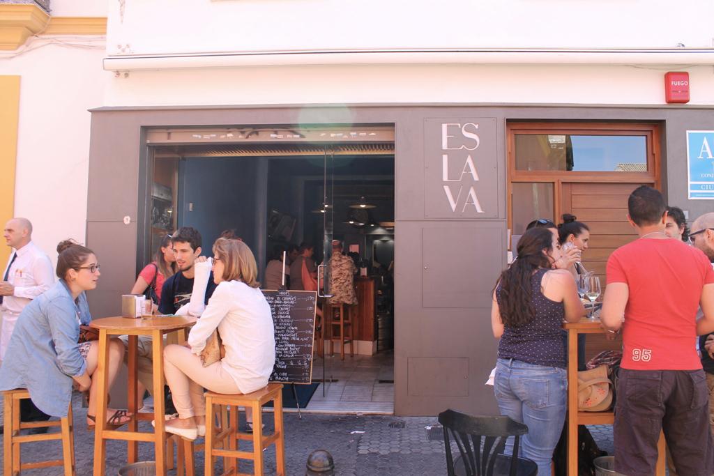 Tapas Bar Eslava, Siviglia, Spagna