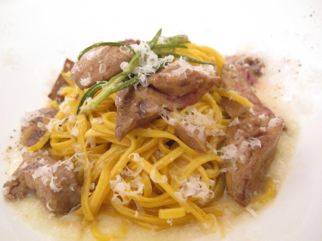tagliolini ai funghi, La Fermata, Chef Riccardo Aiachini, Alessandria