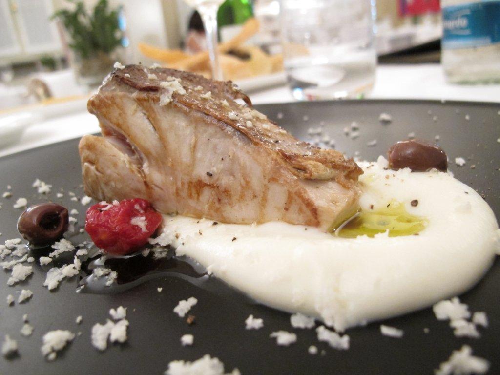 Ricciola, La Fermata, Chef Riccardo Aiachini, Alessandria