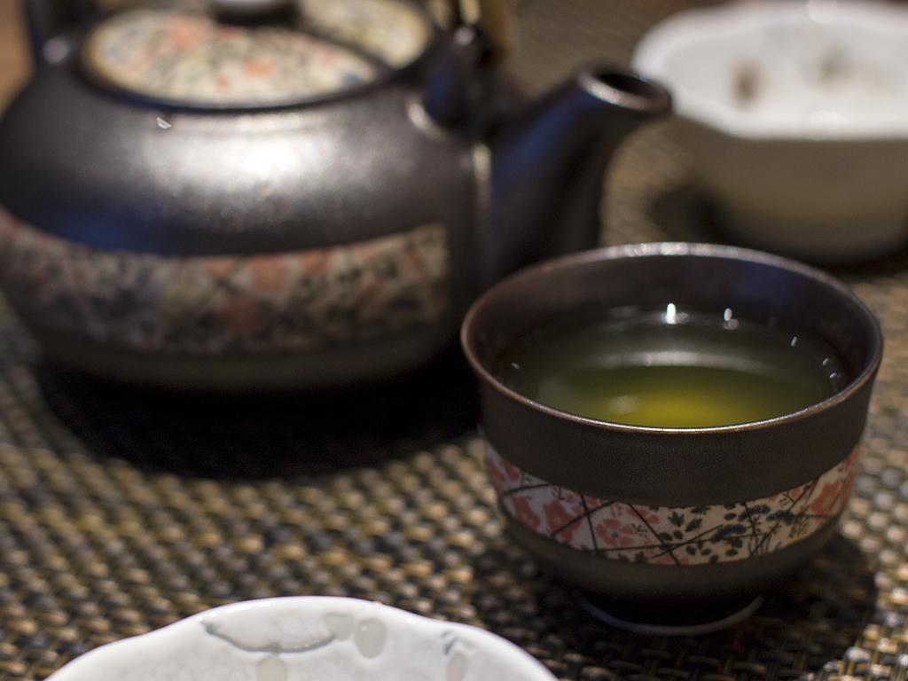 Tè secha, Fukurou, Chef Ninomiya Yoshikazu, Milano