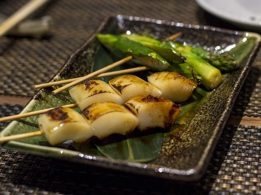 yakitori, Fukurou, Chef Ninomiya Yoshikazu, Milano