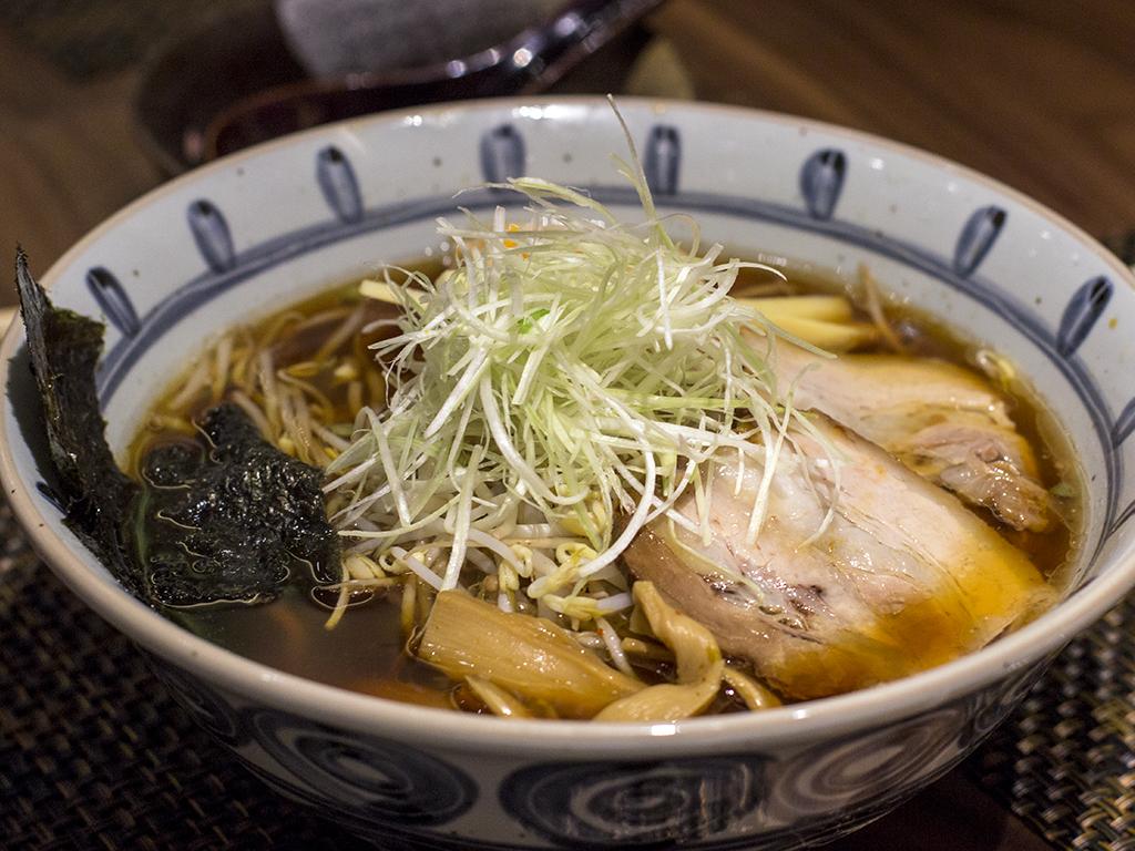 ramen in brodo di ossa, Fukurou, Chef Ninomiya Yoshikazu, Milano