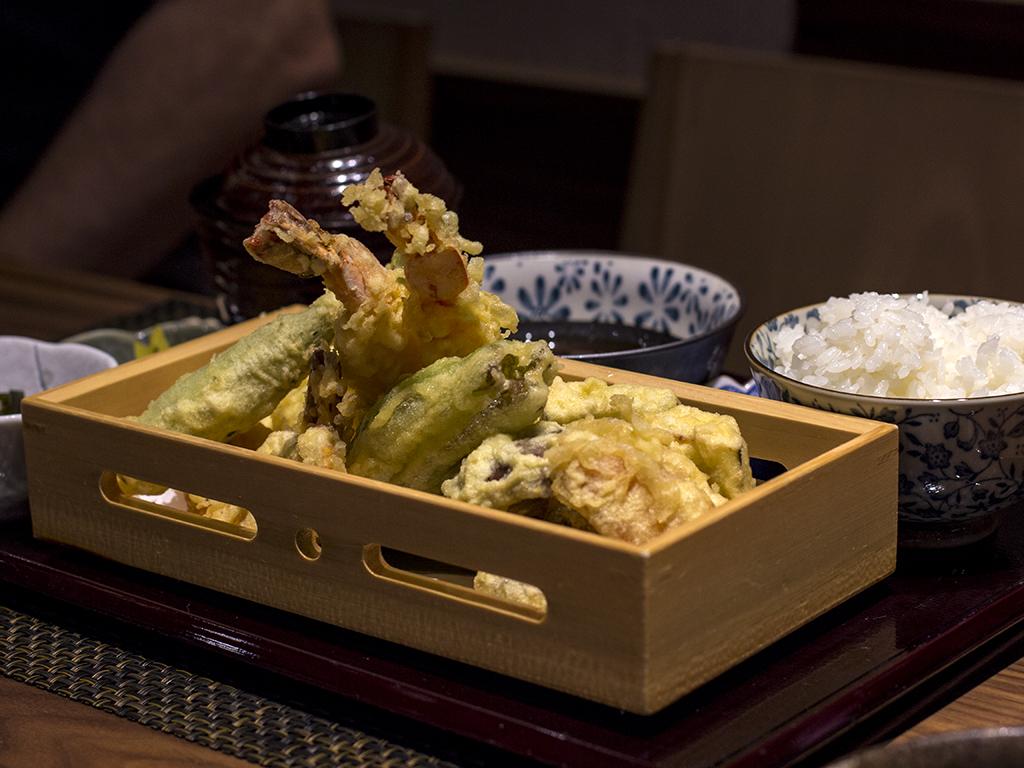 tempura, Fukurou, Chef Ninomiya Yoshikazu, Milano