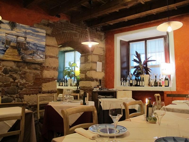 Sala, Oste Scuro, Chef Simone Lugoboni, Verona