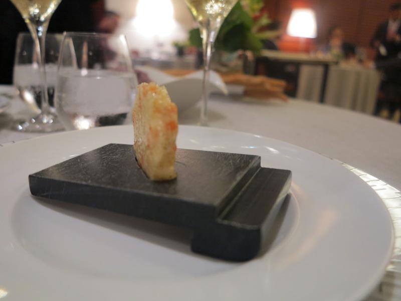 insalata russa caramellata, Chef Carlo Cracco, Milano