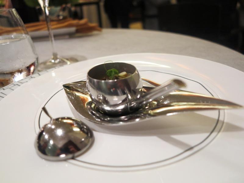 crema bruciata all'olio, Chef Carlo Cracco, Milano