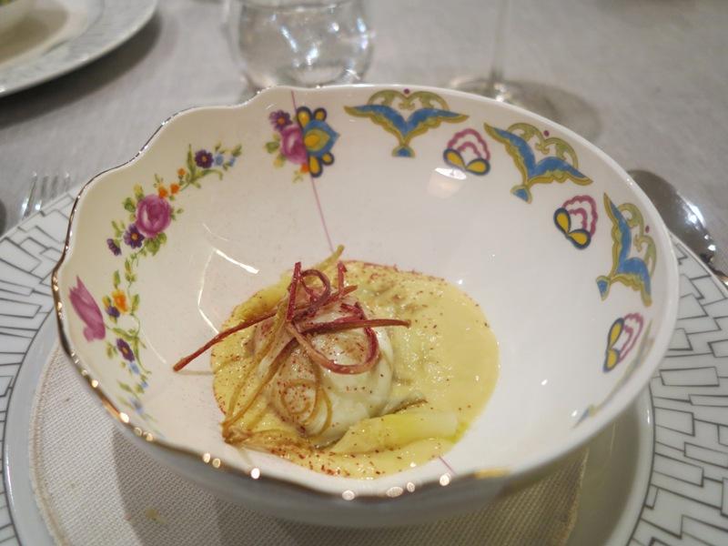 uovo, Chef Carlo Cracco, Milano