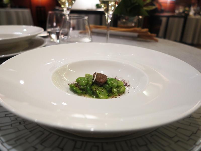 midollo alla piastra, Chef Carlo Cracco, Milano