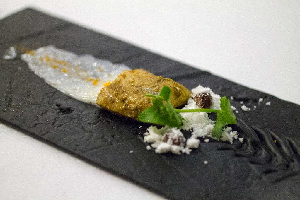 merluzzo, Gaggan, Chef Gaggan Anand, Lumpini, Bangkok