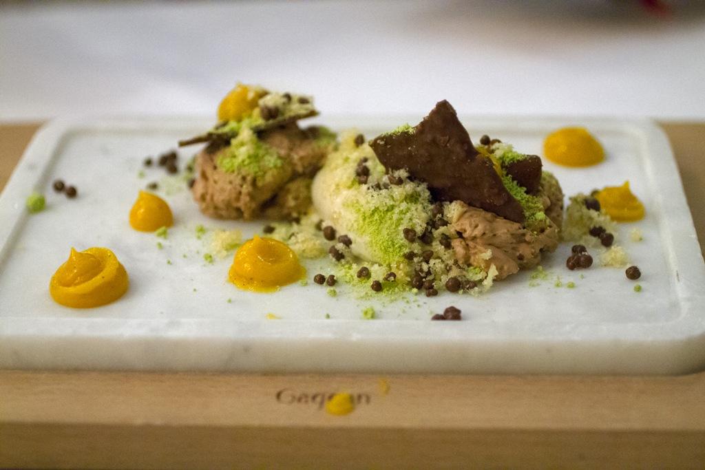 dessert, salette, Gaggan, Chef Gaggan Anand, Lumpini, Bangkok