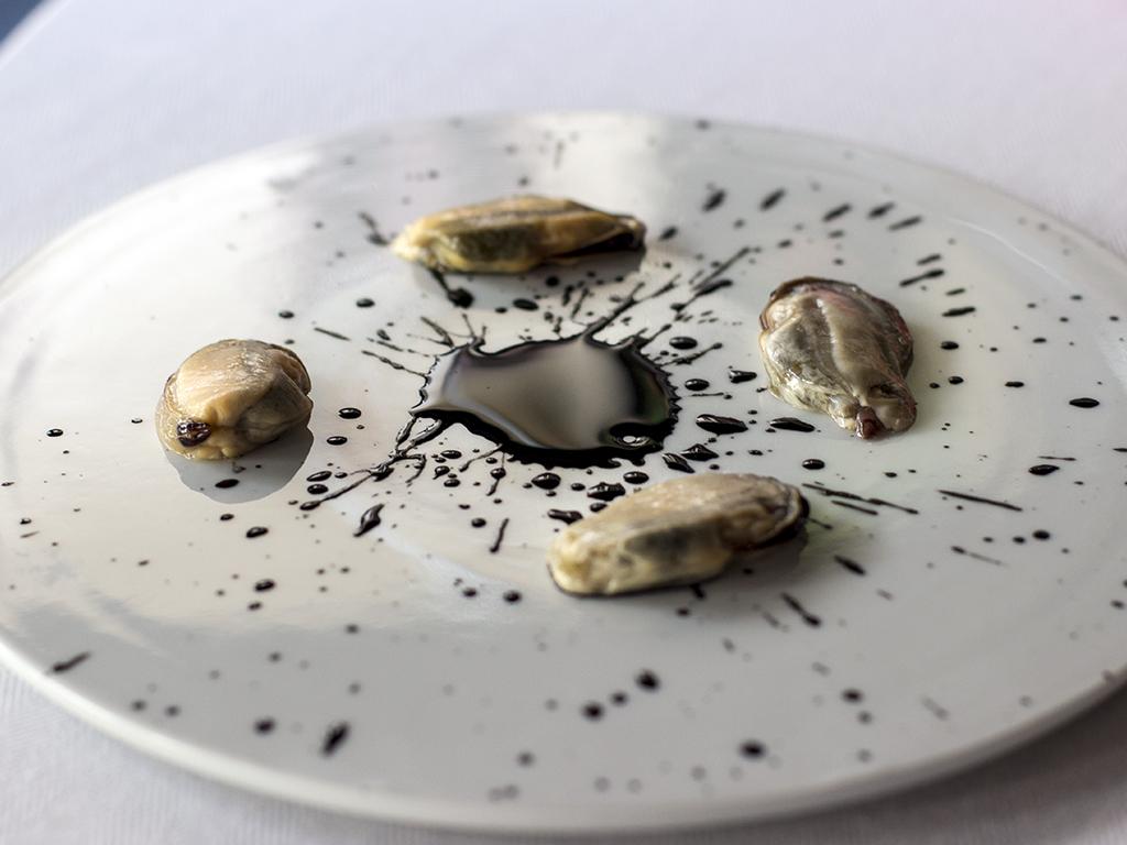 cozze crude, Gastronavicella, Christian Milone, Pinerolo, Torino