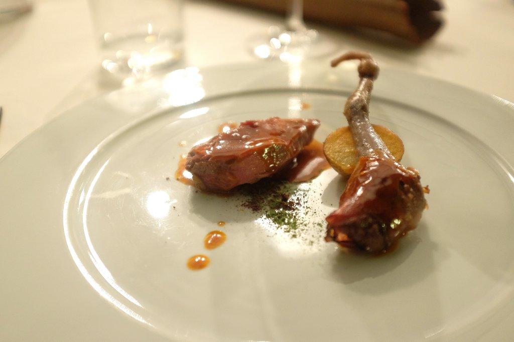 Piccione, La gazza ladra, Chef David Tamburini, Modica, Ragusa