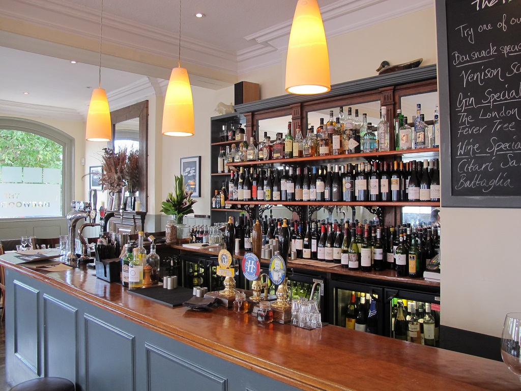 Harwood Arms, Chef Anthony Hill, London