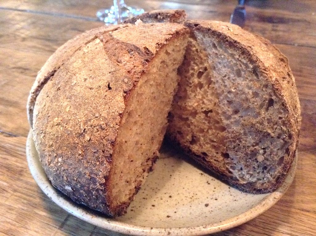 pane, In De Wulf, Chef Kobe Desramaults, Heuvelland