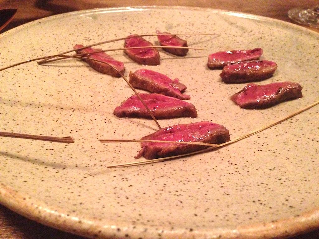 piccione, In De Wulf, Chef Kobe Desramaults, Heuvelland