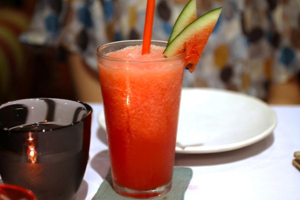 beverage, Issaya Siamese Club, Chef Ian Kittichai, Bangkok